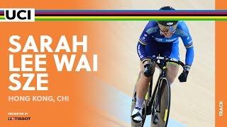 2017 UCI Track World Championships / Focus on Sarah Lee Wai Sze