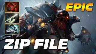ZIP FILE Pudge 32 KILLS EPIC GAME Dota 2
