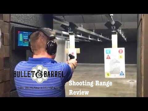 Exploring The New Bullet And Barrel Range Review Huntsville Alabama