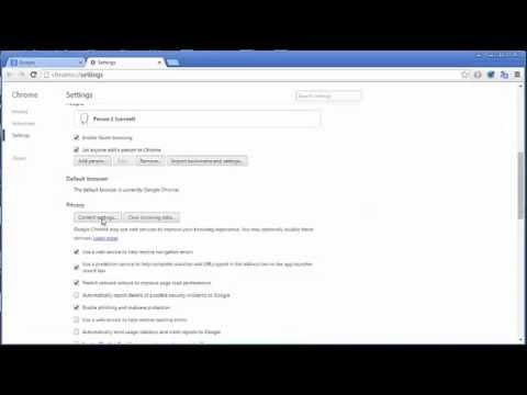 Fastest way to enable cookies in google chrome youtube fastest way to enable cookies in google chrome ccuart Gallery