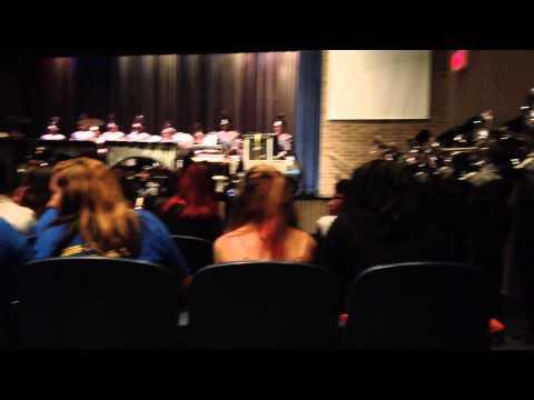 Carman ainsworth high school band