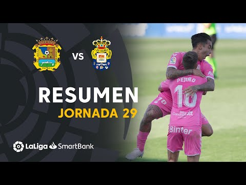 CF Fuenlabrada Las Palmas Goals And Highlights