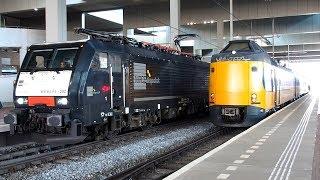 2018/07/27 【オランダ】 貨物列車 スヘルトーヘンボス駅 | DB Cargo Nederland at 's-Hertogenbosch
