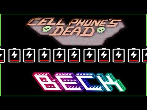 Beck - Cellphone's Dead (Lyric Video)