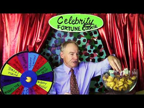 Your Daily Fortune In Celebrity Voices by Impressionist Jim Meskimen | #53