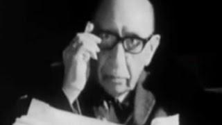 Культурная сенсация: найдена неизвестная партитура Игоря Стравинского