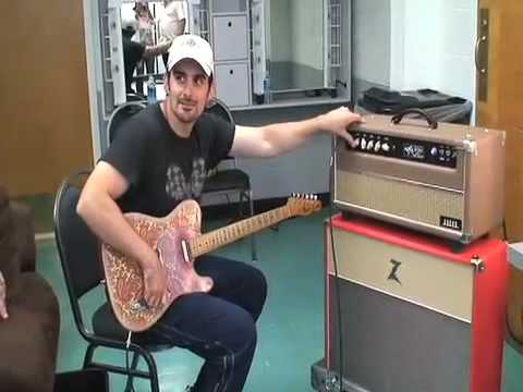 Brad Tests A New Amp