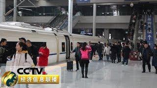 《经济信息联播》 20200118| CCTV财经