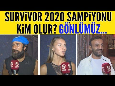 Survivor 2020 şampiyonu kim olur? İşte Survivor Yasin, Ersin ve Elif'in favorisi
