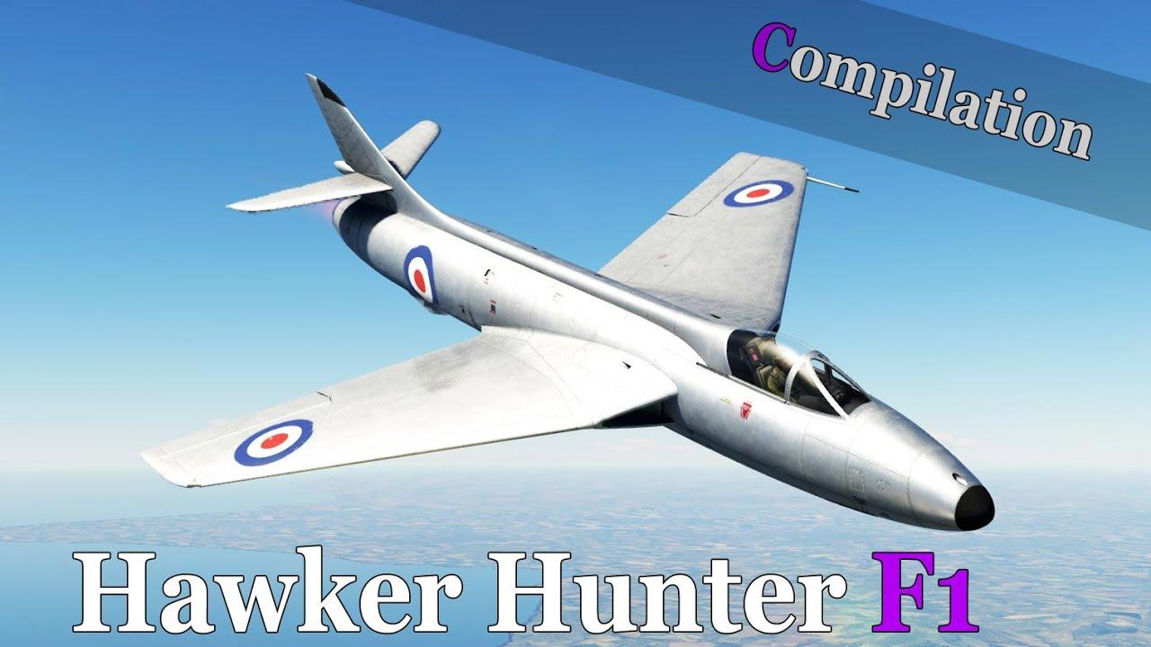 Hunter F1 War Thunder