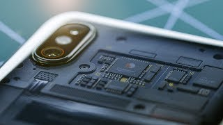Xiaomi Mi 8 Pro | تحفة فنية !!