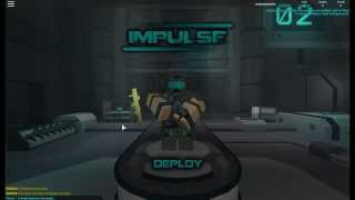 ROBLOX: Impulso - Sci-Fi FPS Shooter