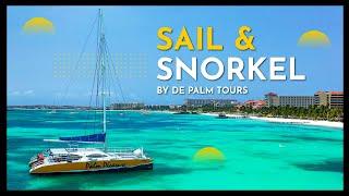 Catamaran Trip Aruba - Palm Pleasure - De Palm Tours