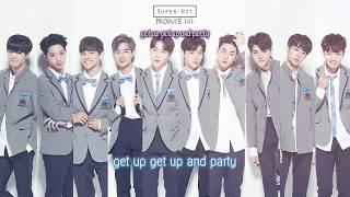 """Video [ซับไทย/HAN] PRODUCE101 - """"Super Hot"""" Color Code download MP3, 3GP, MP4, WEBM, AVI, FLV Januari 2018"""