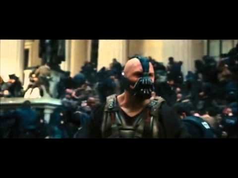 The Dark Knight Trilogy Villains Trailer 2012