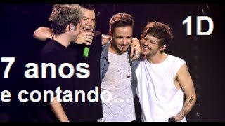 7 Anos de One Direction - #7YearsofOneDirection