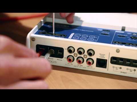 JL Audio M Series Marine Amplifiers