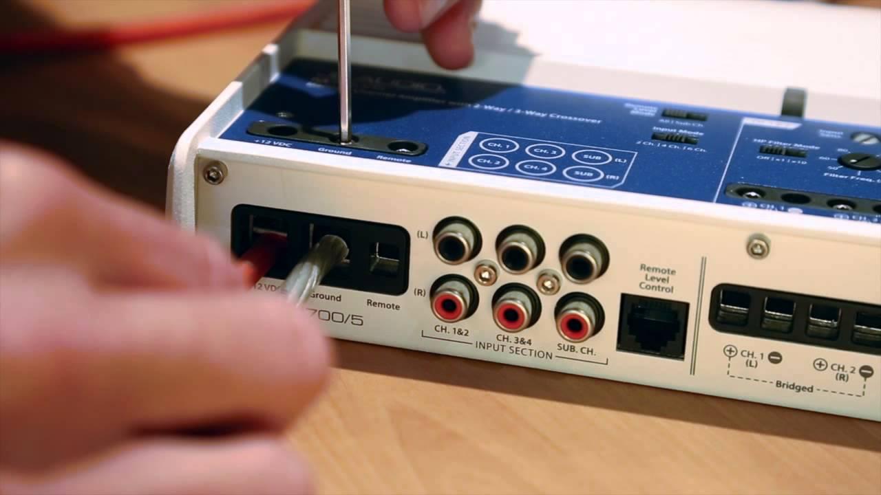 jl audio m series marine amplifiers [ 1280 x 720 Pixel ]