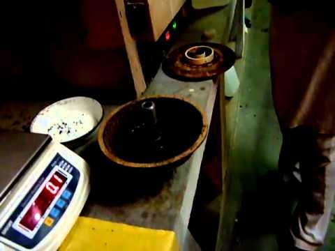 Bitumen Extraction Test QC SGNR