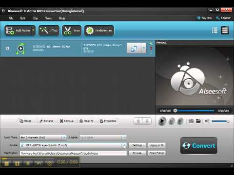 flac to mp3 online converter free