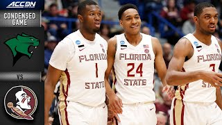 Chicago State Vs. Florida State Condensed Game | 2019 20 Acc Men's Basketball