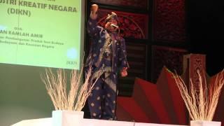 Tun Perak Syamputra Razali   Sayembara Deklamasi Puisi Kemerdekaan 2013