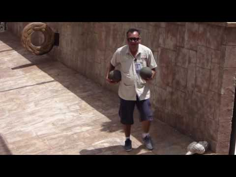 Mayan Ballgame 1