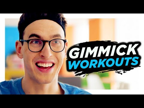Gimmick Workouts Aren't Real Exercise   Hardly Working