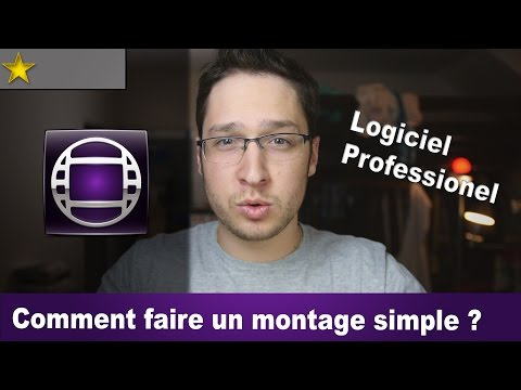 [Tuto] Comment faire un montage simple sur Avid Media Composer ? - Logiciel professionnel