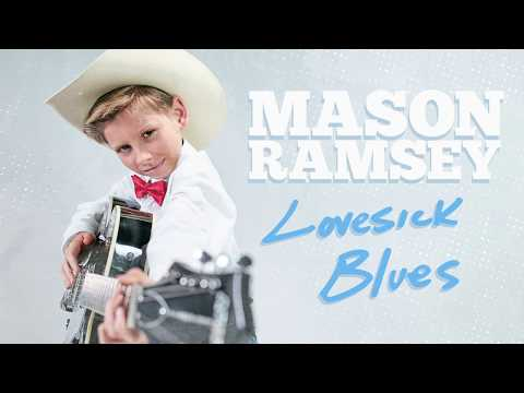 Mason Ramsey - Lovesick Blues [Hank Williams Cover] [Official Audio]