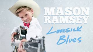 mason ramsey lovesick blues hank williams cover