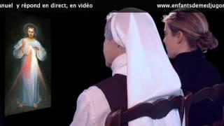 Chapelet de la Misericorde avec Sr Emmanuel depuis Medjugorje thumbnail