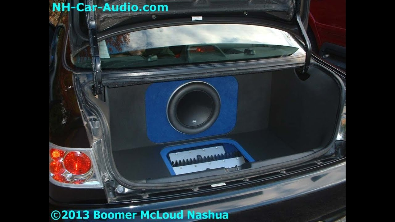 Instalaci 211 N Profesional Pt 6 Techflex Car Audio Hd