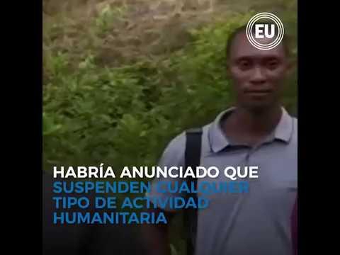 Disidentes de las FARC suspenden entrega de cuerpos, según comunicado enviado a la Cruz Roja