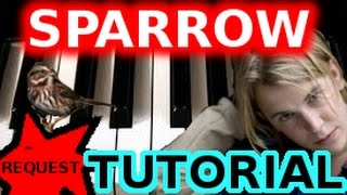Tom Odell Sparrow - PIANO TUTORIAL Request Learn Online Piano Lessons.mp3
