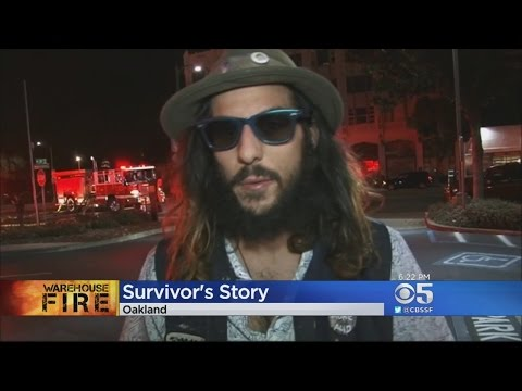 First Person Account From Survivor Of The Deadly Oakland Warehouse Fires