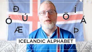 Learn Iceland | The Icelandic Alphabet