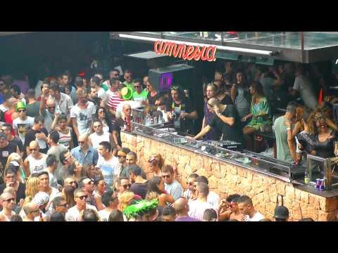 MARCO CAROLA @ AMNESIA Ibiza by LUCA DEA