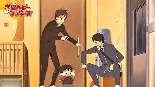 『Gakuen Babysitters』revela nuevo vídeo de su anime.