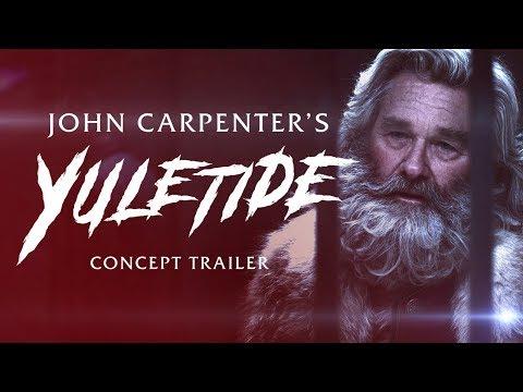 John Carpenter's YULETIDE — a concept trailer
