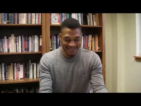 """Terrance Hayes reads his poem """"How to Draw an Invisible Man"""""""