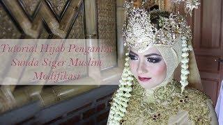 Video Tutorial Hijab Pengantin Sunda Siger Muslim Modifikasi - Yenni Quinn MUA download MP3, 3GP, MP4, WEBM, AVI, FLV Oktober 2017