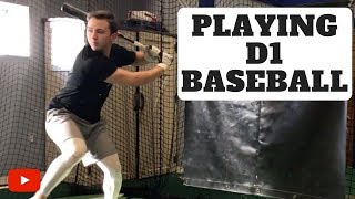What It's Like Playing Division 1 College Baseball Video