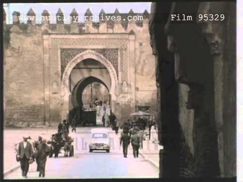 Fes, Morocco, 1970's - Film 95329