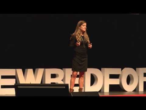 Can Aid Work Itself Out of Business? | Harper McConnell | TEDxNewBedford