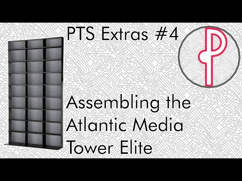 PTS Extras #4 - Assembling the Atlantic Media Tower Elite