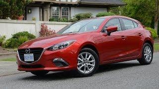 2015 Mazda3 Sport 2.0L Review
