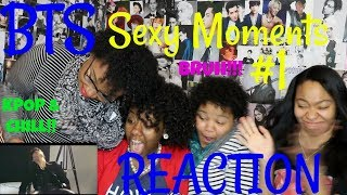 Video BTS Sexy Moments #1 REACTION [KPOP & CHILL!] download MP3, 3GP, MP4, WEBM, AVI, FLV Agustus 2018
