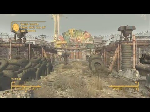 Fallout New Vegas Campaign Part 37 - Jack Deserve a Chance of Love
