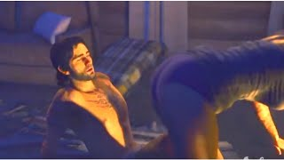 DAYS GONE - SEX SCENE - SARAH INTIMATE SCENE